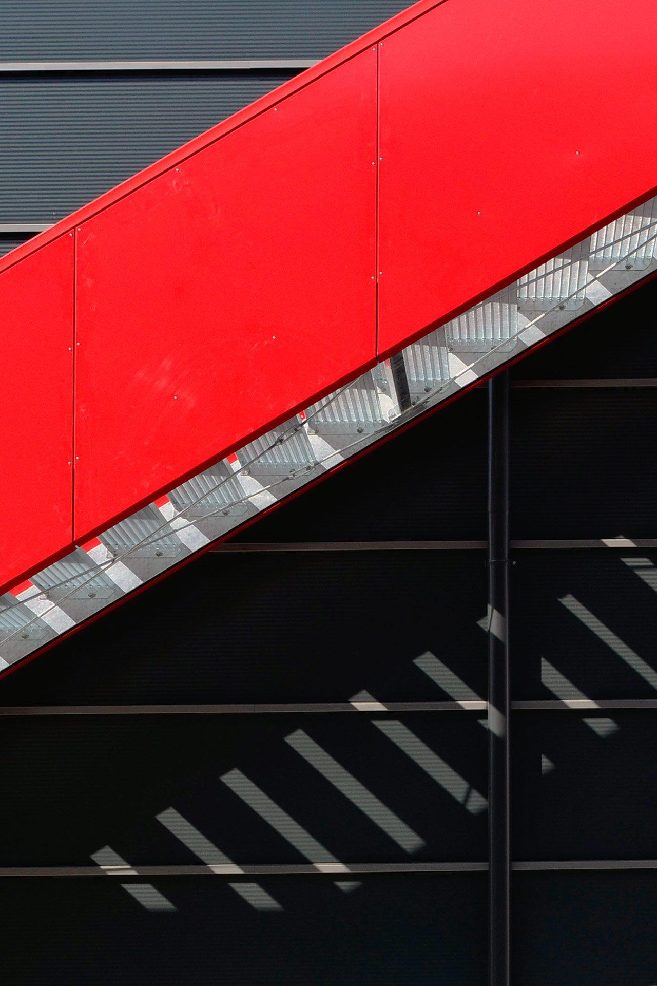 "Strobel Architekten | Projekt ""Depot"" Detail"