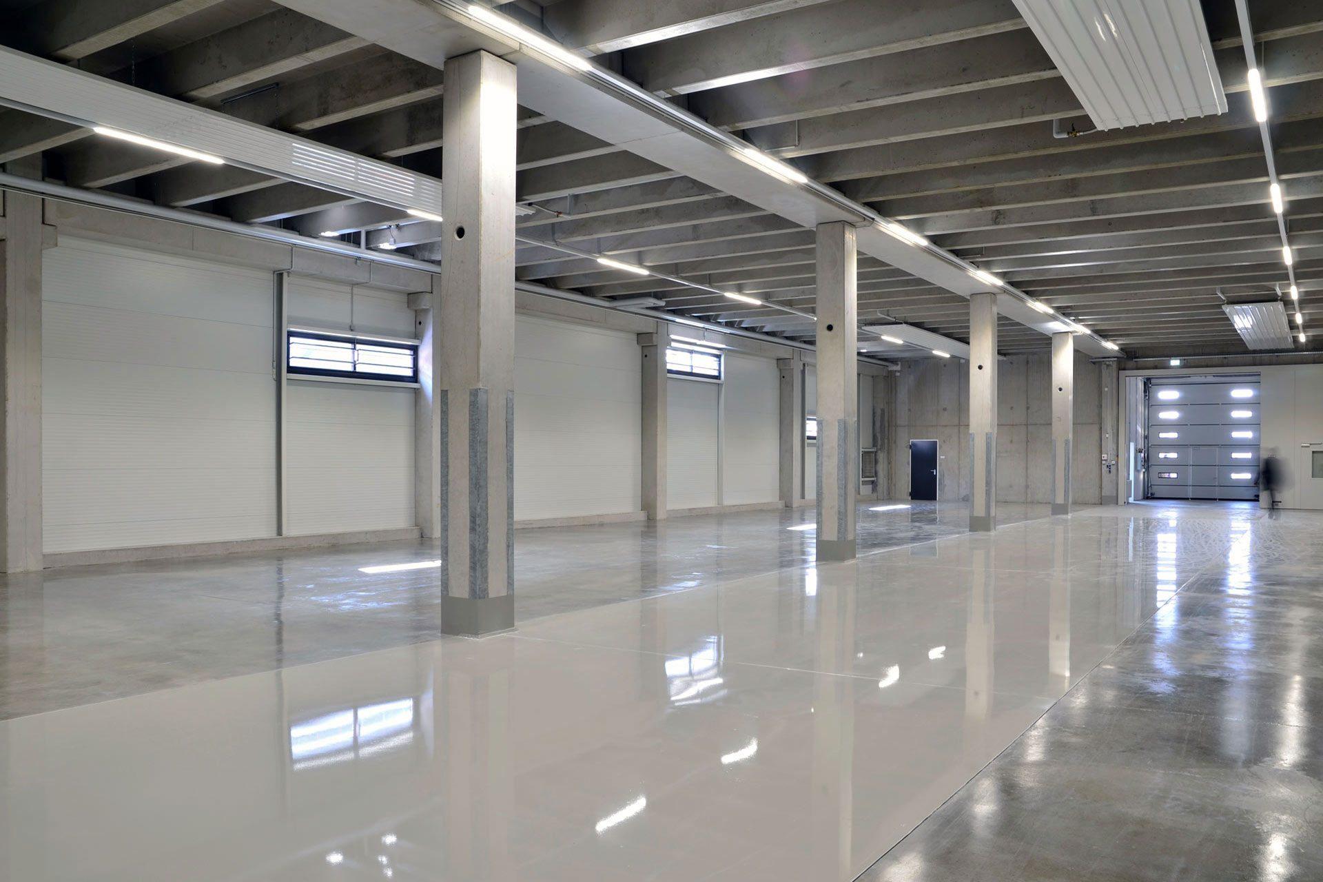 "Strobel Architekten | Projekt ""Depot"" Große Halle"