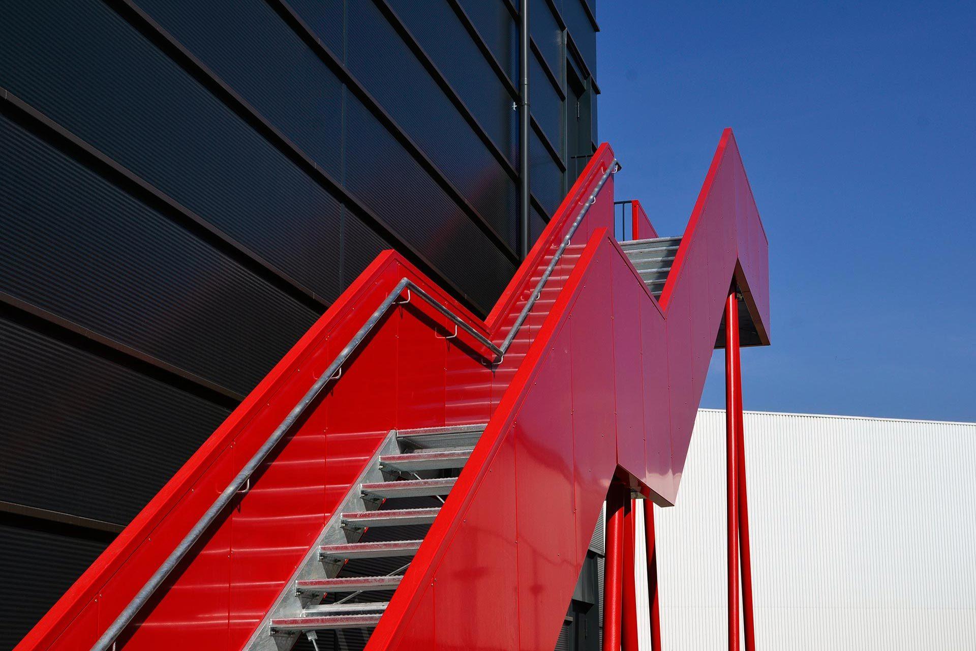 "Strobel Architekten | Projekt ""Depot"" Himmelsleiter"