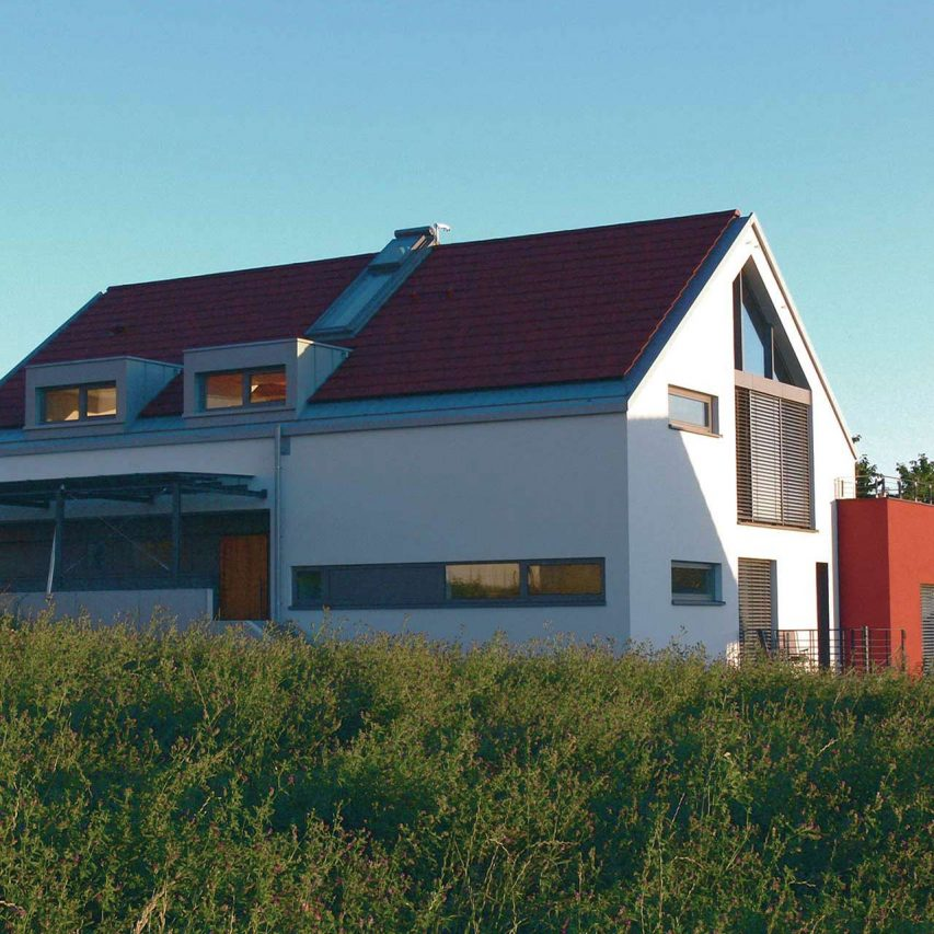 "Strobel Architekten | Projekt ""Haus am Hang"""