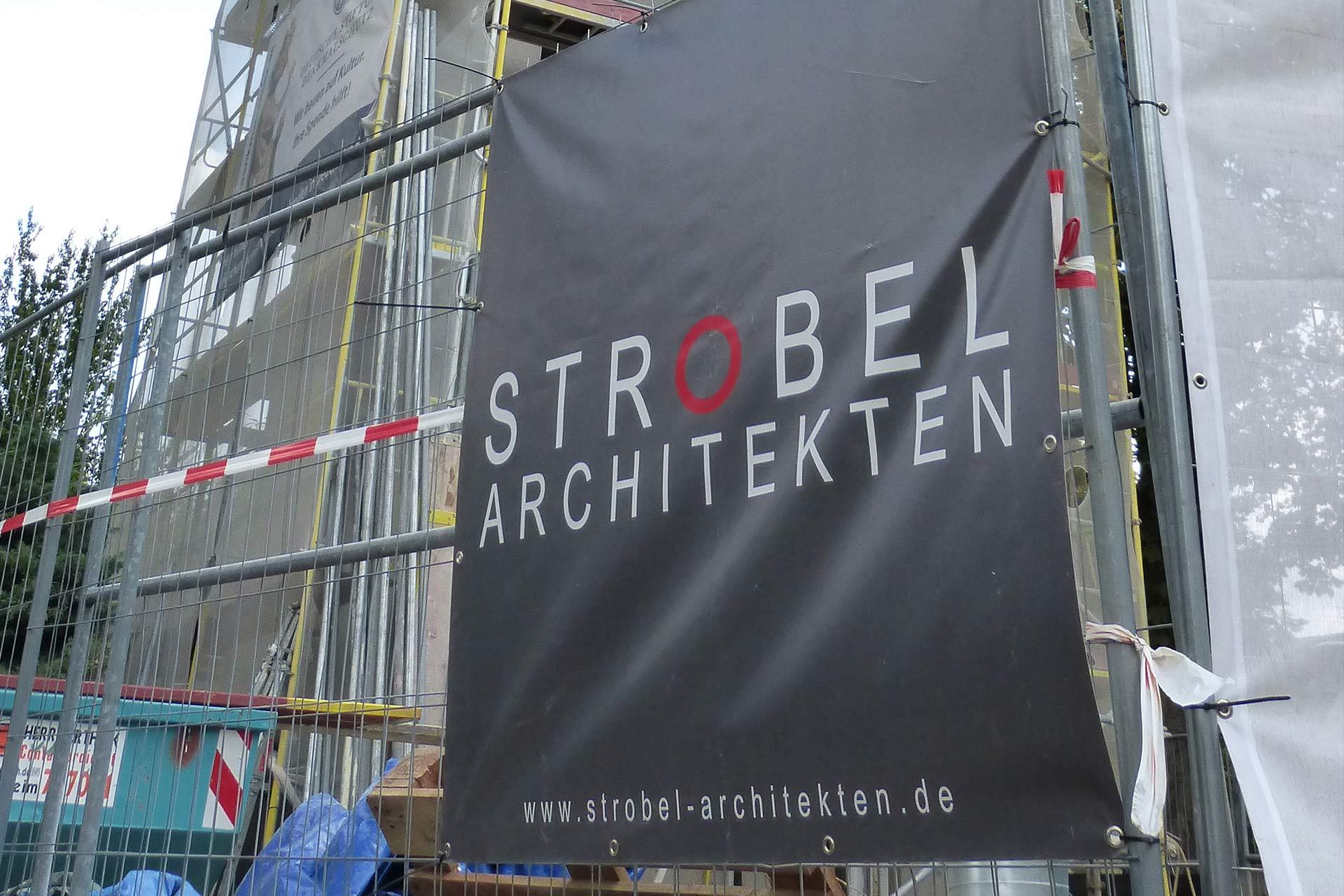Bauschild Strobel Architekten Mannheim
